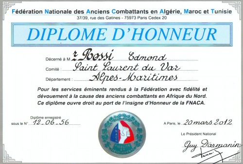 DIPLOME NATIONAL DE LA FNACA REMIS A EDMOND.jpg