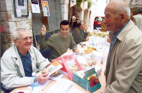 LA FETE DU LIVRE A SAINT LAURENT 6-05-2006 (1).jpg